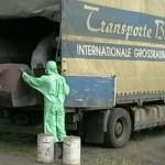 Перевезення пестицидів